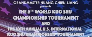 2018 Kuo shu tournament banner