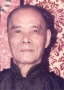 photograph of master kong ki, the first layman to ever learn lai tung pai kung fu